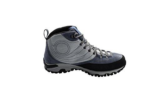 Mishmi Takin Jampui Mid Event Waterproof Light & Fast Hiking Boot Blue Jean