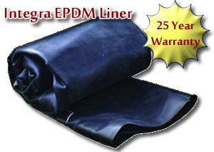 10' x 30' EasyPro Integra 30 MIL EPDM Pond Liner by EasyPro Pond Products