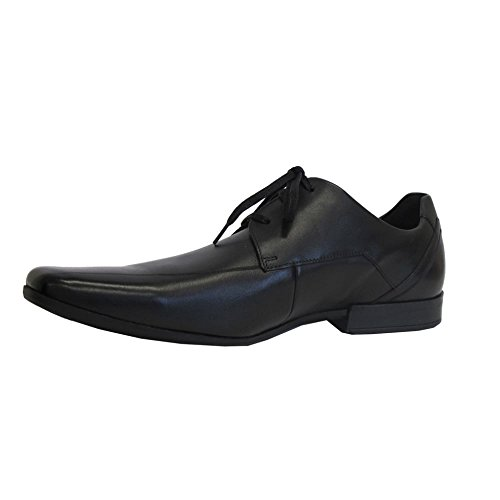 5 0 Glement Shoe Over Clarks Black F Mens Leather vS0YqwFq