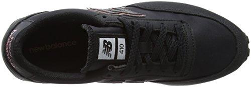 pink Mujer Para black Blp Negro Balance 410 Zapatillas New qwx644