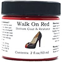 8df107b4de46 Walk On Red Bottom Coat   Restorer Angelus Brand Acrylic Leather Paint for  Christian Louboutin Heels Only Contents  (2 fl.