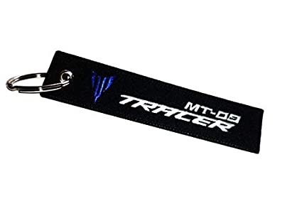 MT-09 Tracer Llavero Doble Cara: Amazon.es: Coche y moto