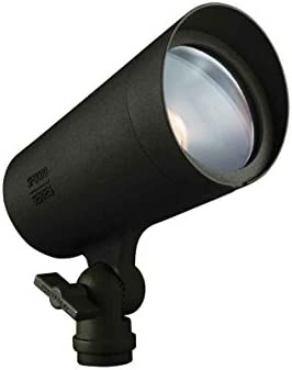 Portfolio 00699 6-Watt 50 W Equivalent Specialty Textured Bronze Low Voltage LED Spot Light
