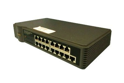 Cisco Linksys EFAH16W 16 port Workgroup Hub