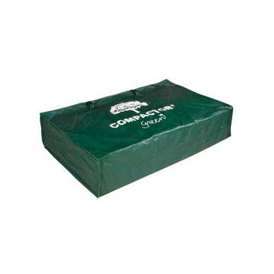 Richards Homewares Large Cushioned Closet Compactor - Green