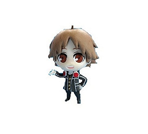 Persona 4 P4 The Golden Yousuke Side B Mini PVC Figure Keychain