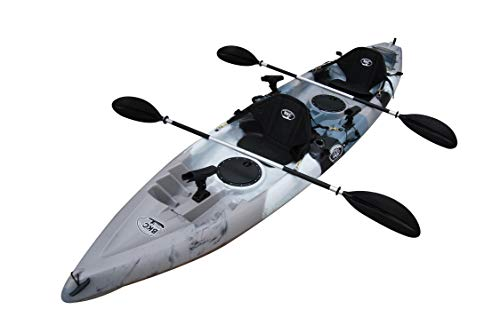 The Undisputed Best 2 Person Tandem Fishing Kayaks (2019)