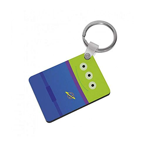 Toy Story Alien Costume Keyring - Fun Cases