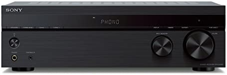 Sony STRDH190 2-ch Home Stereo Receiver with Phono Inputs Bluetooth