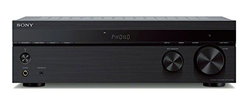 Sony STRDH190 2-ch Stereo Receiver with Phono Inputs & Bluetooth (Best Sounding Turntable Reviews)
