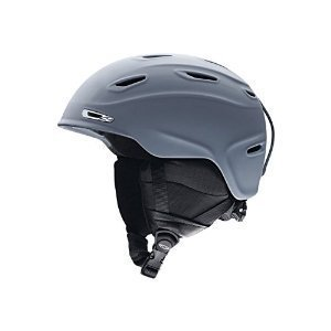 Smith Optics 2015 Men's Aspect Winter Snow Helmet (Matte Charcoal S 51 55CM)