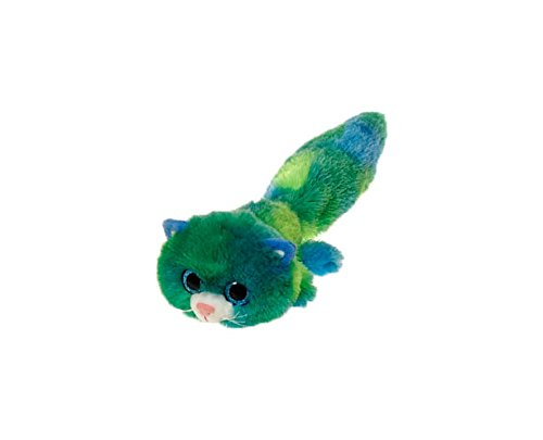 Fiesta Fursian Kitten Cat Keylime Green Plush Toy]()