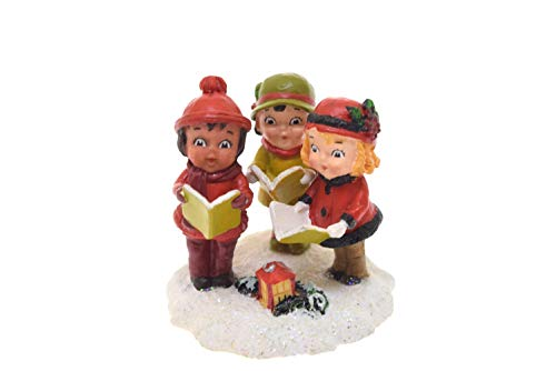 (Hawthorne Village Campbell's Village Caroling Campbell Kids 91156-A)