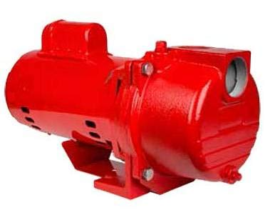 Cast Iron Sprinkler Pump - Red Lion Brass Impeller Sprinkler Pump, 2 Hp