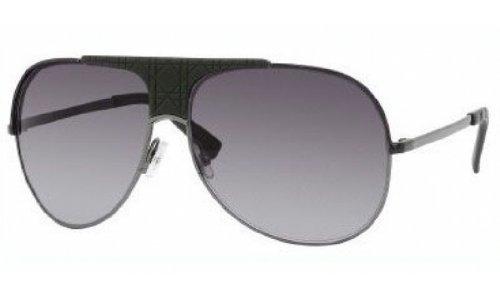 Dior V04-PT Dark Ruthenium and Khaki My Lady Dior 8 Aviator - Lady Sunglasses My Dior