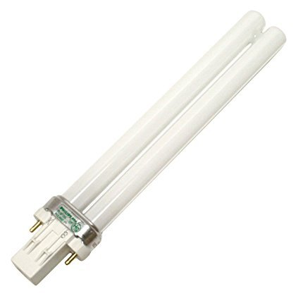 (10 Pack) Philips 146811 - PL-S 13W/827/2P ALTO Single Tube 2 Pin Base Compact Fluorescent Light Bulb