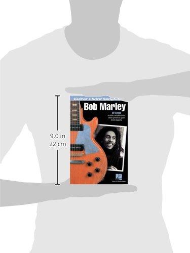 Guitar Chord Songbook - Bob Marley Guitar Chord Songbooks: Amazon ...