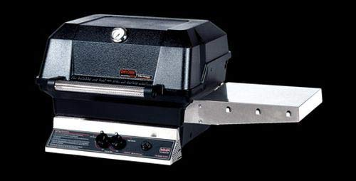 MHP Grills JNR Series Grill Head with SearMagic Cooking Grids - NG