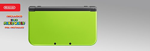 Nintendo New 3DS XL - Lime Green Special Edition [Discontinued] by Nintendo (Image #1)