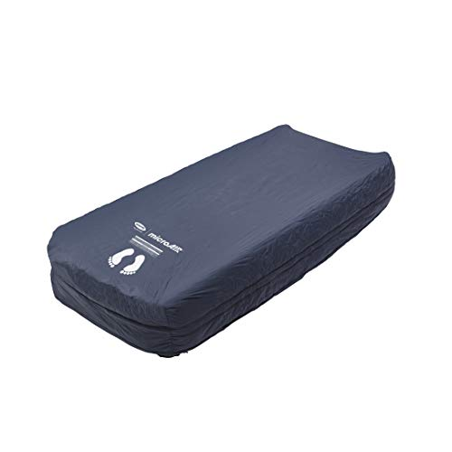 Invacare microAIR Lateral Rotation Low Air Loss Mattress, 600 lb. Weight Capacity, Mattress Only, MA900M