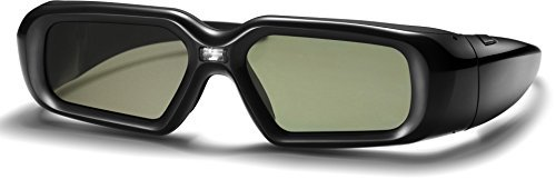 3D Glasses- Lumex DL6 3D Active Glasses DLP Link High Definition 3D viewing Glasses for Smart TV, Smart Projector by Lumex Technologies