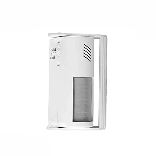 Timbre alarma de pared con detector de movimiento: Amazon.es: Bricolaje y herramientas