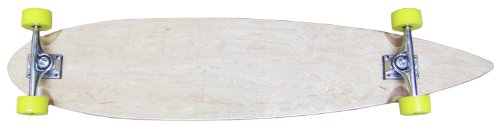 Moose Natural Pintail Longboard Complete
