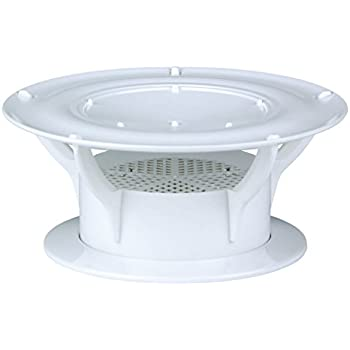 Lippert Components 389381 White Roof Vent, (360 Siphon)
