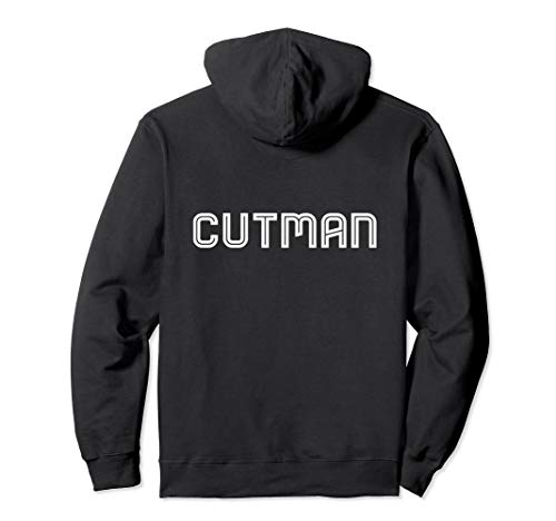 Cutman Boxing Combat Sports Gift Pullover Hoodie