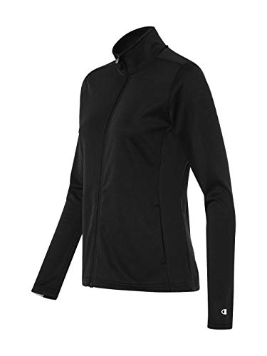 Women's Double Dry Colorblock Full Zip - Warm Approach Up Jacket