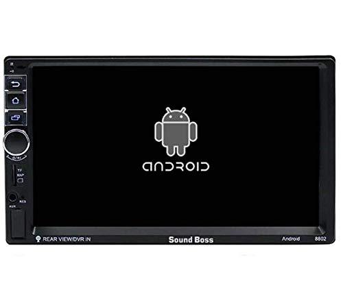 Sound Boss SBDD-A-01 7-inch Ultra HD GPS Navigation