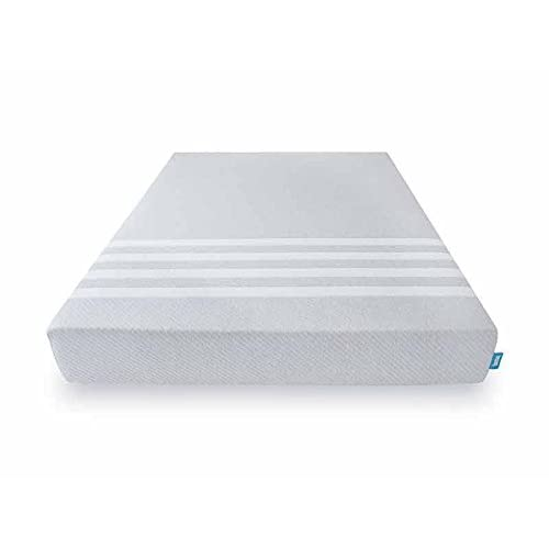 Leesa Mattress, Queen, 10inch Cooling Avena and Contouring Memory Foam Mattress, Supportive Multi-Layer Design, 100 Night...