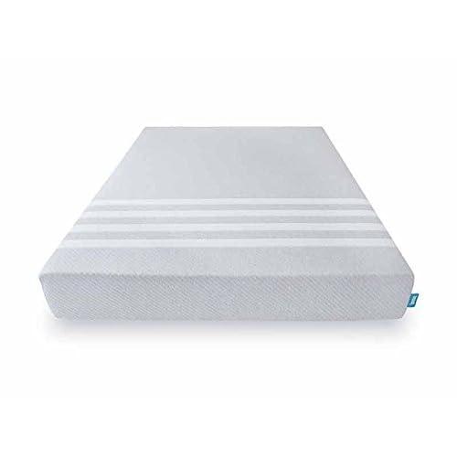 Leesa Mattress, Queen, 10inch Cooling Avena and Contouring Memory Foam Mattress, Supportive Multi-Layer Design, 100 Night...