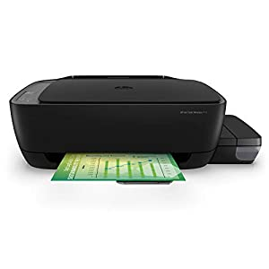 HP 410 All-in-One Wireless Ink Tank Color Printer with Voice-Activated Printing(Works with Alexa and Google Voice- Assistant)