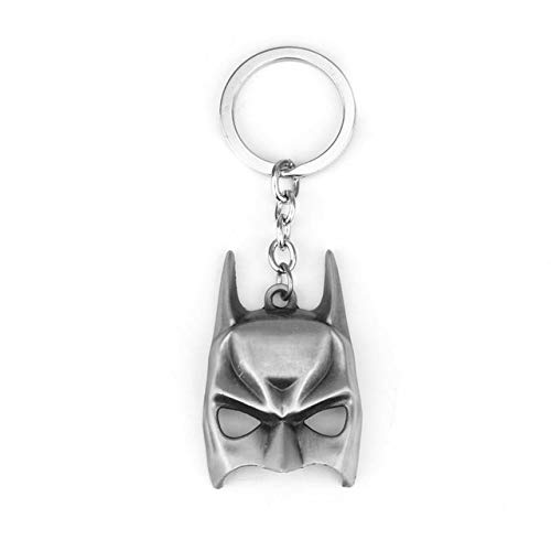 PAPEO Keychain 1.8-2.4 inch Hot Zinc Action Figure Small Figures Toys Mini Model Keyring Pendant Gifts Christmas Halloween Birthday Gift Movie Collectible for Kids -