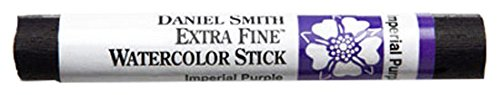 Daniel Smith 284670040 Extra Fine Watercolor Stick 12ml Paint Tube, Imperial Purple