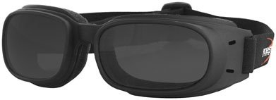 Bobster Piston Goggles - One size fits most/Black w/ ()