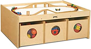 product image for Jonti-Craft 5752JC Activity Table with 6 Bins