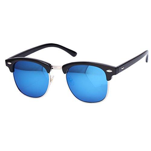 GUVIVI Neutral Retro Border Polarized Sunglasses - For Expensive Women Sunglasses