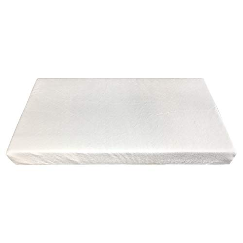 311ihC4435L - Clevr Premium Memory Foam Baby & Toddler Crib Mattress With Waterproof Ultra Soft Bamboo Fabric Cover