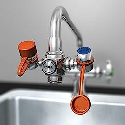 G1100 EyeSafeTM Faucet-Mounted Eyewash - R3-G1100