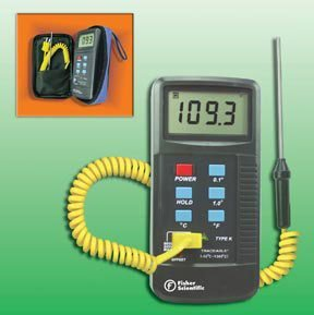 Fisher Scientific Traceable Workhorse Thermometer product image