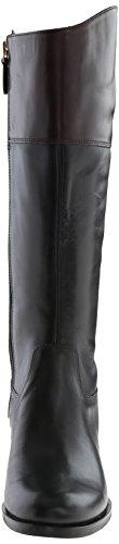 ECCO Ecco Sullivan Tall Boot - Botas de cuero mujer negro - negro