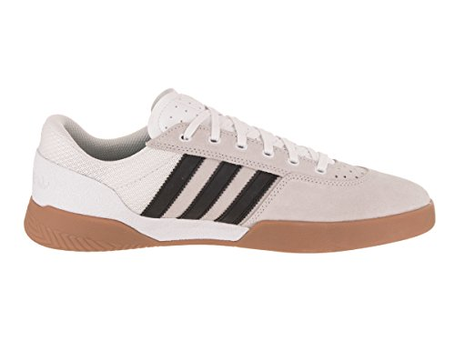 Uomo Adidas Cup Footwear core Skate City Black Da Shoe gum4 White 5xwqfCp