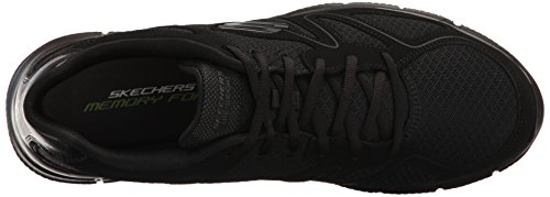 Skechers Satisfaction 58350-BBK 58350-BBK nero