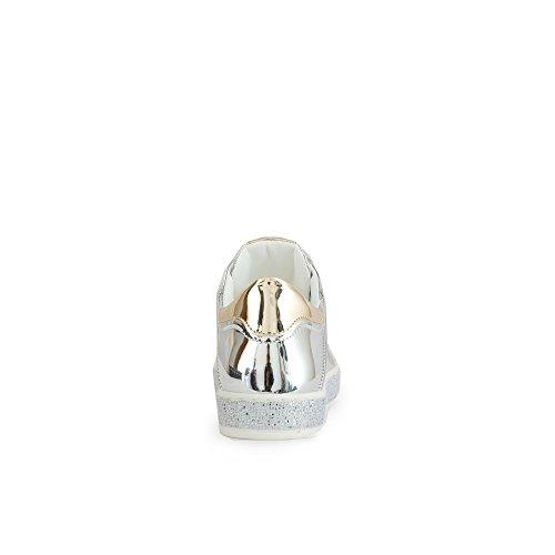 Liu Jo B18031P0231 Sneaker Damen Silber