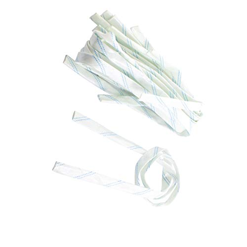ttings 10mm Dia 1M Long PVC Fiberglass Insulating Microbore Tubing Connectors Sleeving Sleeve ()