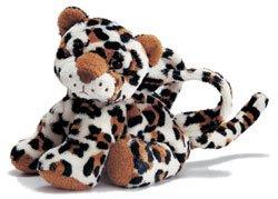 Leopold Leopard (Leopold the Leopard GUND Plush Purse)