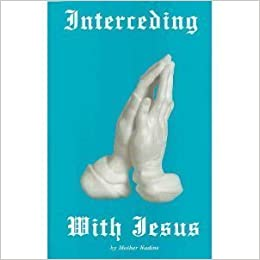 Book Interceding with Jesus