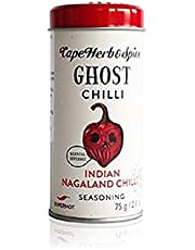 Cape Herb & Spice - Chilli Tins, Ghost Chilli, Indian Nagaland Chilli, 75g